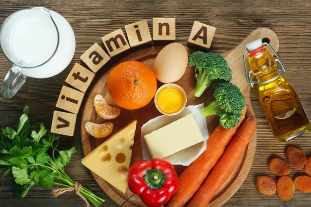 lợi ích của thực phẩm vitamin A