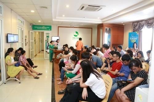 Canh ngày rụng trứng tại cơ sở y tế được nhiều bệnh nhân tin chọn.
