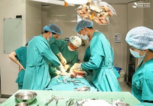 Phẫu thuật gãy xương đòn cần được thực hiện đúng cách hiệu quả