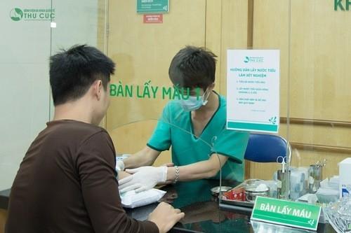 Quy trình thực hiện cắt bao quy đầu nam giới ở Bệnh viện Thu Cúc khoa học, đảm bảo an toàn
