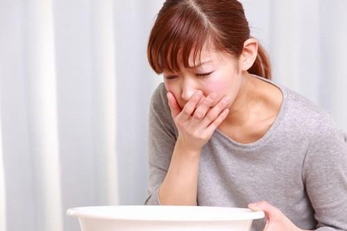 Các vấn đề bất thường về tiêu hóa cũng thường gặp trước kỳ kinh.