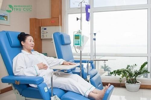 hóa chất điều trị ung thư