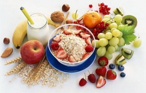 Chế độ ăn uống khoa học ngừa men gan tăng