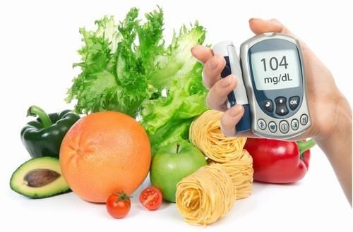 Người bệnh tiểu đường nên có chế độ ăn uống nhiều chất xơ