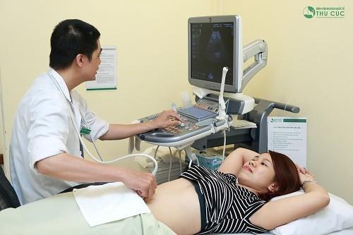 Để chắc chắn, nên kiểm tra, thăm khám tại cơ sở y tế để xác định chính xác.