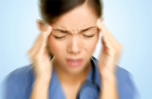 Đau đầu, chóng mặt là triệu chứng điển hình của hội chứng rối loạn tiền đình