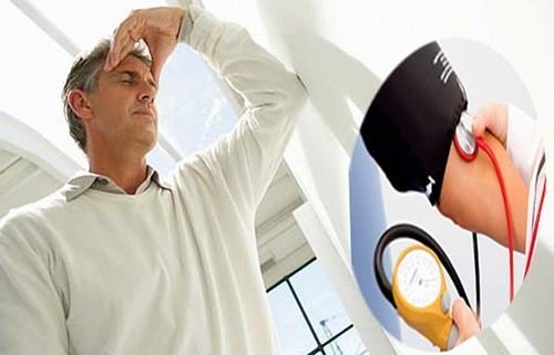 Bệnh huyết áp nếu không được phát hiện sớm có thể gây nên biến chứng nguy hiểm
