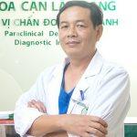 Bác sĩ Nguyễn Văn Thành – Bác sĩ chẩn đoán hình ảnh