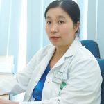 Bác sĩ Đỗ Thị Băng