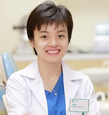 Bác sĩ Phạm Thùy Anh – Bác sĩ chuyên khoa Răng hàm mặt
