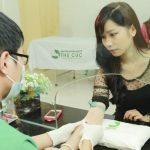 Bà bầu xét nghiệm máu có phải nhịn ăn không?