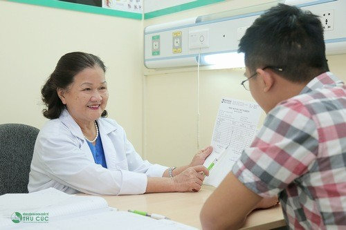 Bệnh nhân nên đến các cơ sở y tế chuyên khoa để được chẩn đoán chính xác nhất.