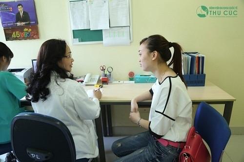 Thăm khám để được điều trị hiệu quả, triệt để