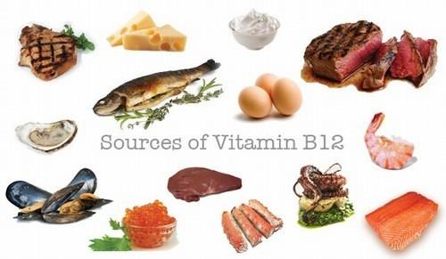 Bổ sung vitamin B12 khi bị thiếu hồng cầu trong máu
