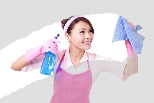 Dọn dẹp, trang trí nhà cửa là việc làm quan trọng cần thực hiện ( Ảnh minh hoạ)