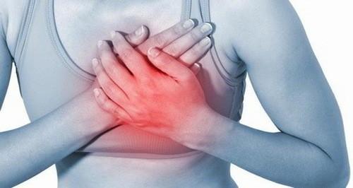 Đau nhói ở ngực trái có thể là dấu hiệu cảnh báo nhiều bệnh lý