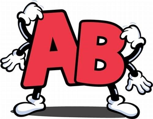 Người có nhóm máu AB chiếm tỷ lệ ít nhất trong các nhóm máu