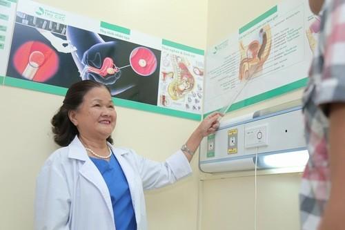 Khi thấy tình trạng cần đi thăm khám và điều trị tại địa chỉ y tế uy tín.
