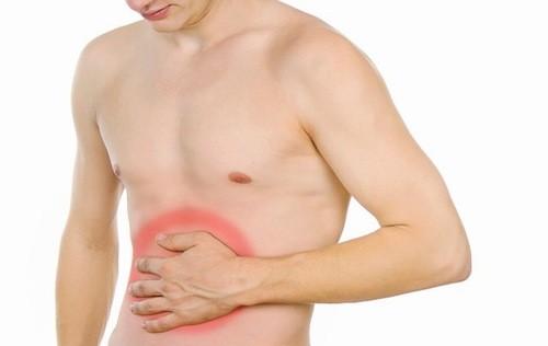 Phù nề dạ dày gây đau bụng khó chịu cho người bệnh
