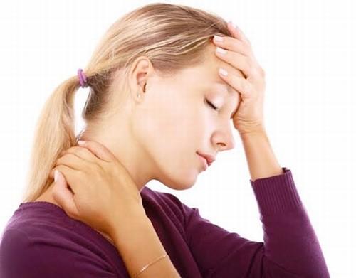 Đau đầu có thể là dấu hiệu cảnh báo thiếu máu não