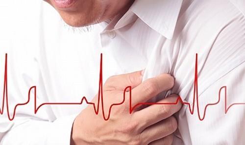 Đau ngực là dấu hiệu cảnh báo thiếu máu cơ tim