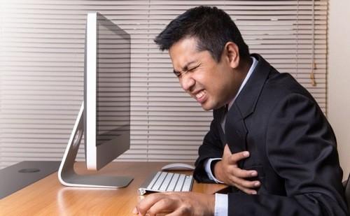 Thiếu máu cơ tim có thể gây biến chứng đột quỵ nguy hiểm