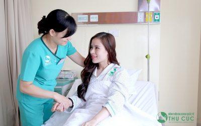Chia sẻ về nghề điều dưỡng tại Bệnh viện ĐKQT Thu Cúc