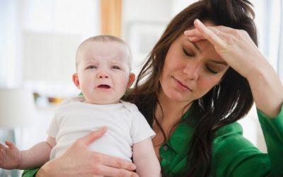 Chứng hay quên sau sinh: Làm gì để khắc phục