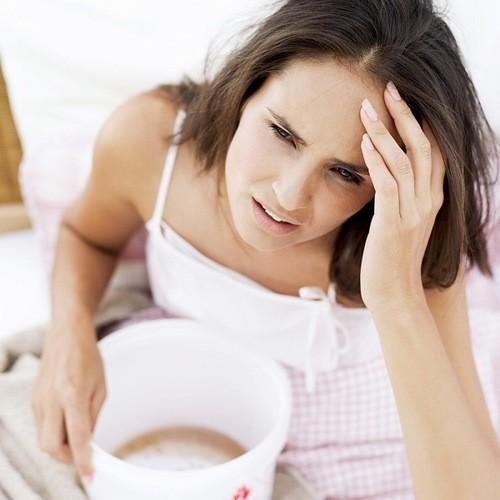 Có thai mấy tháng thì nghén khiến nhiều chị em băn khoăn.