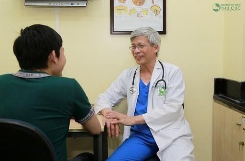Thăm khám để được chẩn đoán điều trị hiệu quả triệu chứng đau tức hậu môn