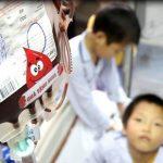 Lại báo động khan hiếm nhóm máu O trong điều trị