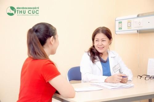 Khi có những triệu chứng bất thường, người bệnh cần đến cơ sở y tế thăm khám để được chẩn đoán chính xác.