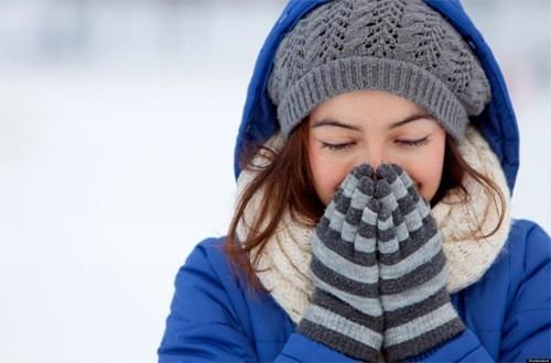 Giữ ấm cơ thể ngừa bệnh xương khớp