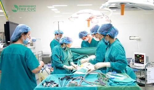 Phẫu thuật là phương pháp cắt trĩ  triệt để hiệu quả