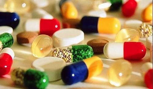 Một số loại thuốc có thể gây tình trạng đổ mồ hôi