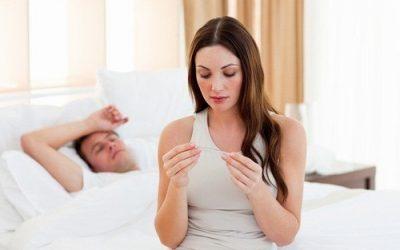 U nang buồng trứng có thai được không?
