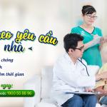 Bệnh viện ĐKQT Thu Cúc: Khám theo yêu cầu tại nhà