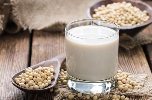 Sữa đậu không chỉ bổ dưỡng, ít calo mà