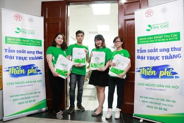 10 quận huyện tại Hà Nội được tầm soát ung thư đại trực tràng miễn phí