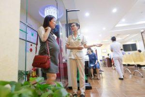 Đăng ký Thai sản trọn gói tại Bệnh viện ĐKQT Thu Cúc các mẹ bầu có thể tay không đi đẻ