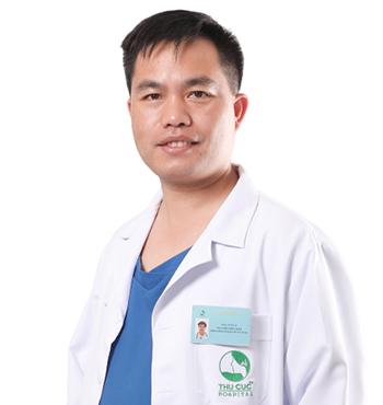 Thạc sĩ Nguyễn Hữu Hải – Bác sĩ Hồi sức cấp cứu PKĐKQT Thu Cúc