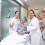 Bệnh viện Thu Cúc có dịch vụ sinh tại viện không?