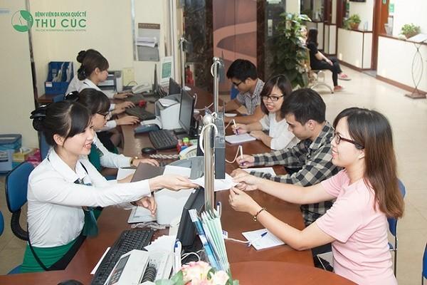 Bệnh viện Đa khoa Quốc tế Thu Cúc là địa chỉ thăm khám sức khỏe tổng quát tin cậy của mọi người
