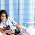 Chăm sóc mẹ sau sinh mổ