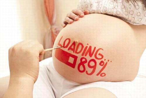 Thai tuần 37 có thể sống được ở bên ngoài, tuy nhiên nếu không có gì bất thường, mẹ nên sinh con ở tuần 39.