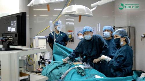 Phẫu thuật nội soi cắt túi mật nhanh chóng, ít đau, ít sẹo, không lo tái phát, người bệnh sớm ra viện.