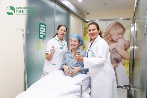 Bệnh viện Thu Cúc là một cơ sở y tế được biết đến với chất lượng dịch vụ hoàn hảo