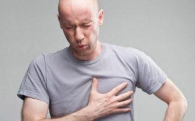 Tức ngực khó thở là bệnh gì?