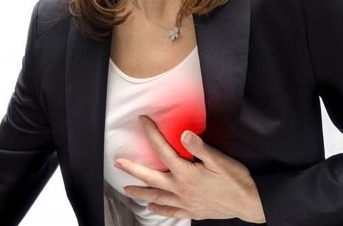 Tức ngực khó thở là trệu chứng cảnh báo xơ vữa động mạch