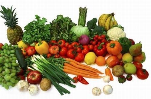 Ăn nhiều trái cây và hoa quả tươi giúp ích cho người bệnh cao huyết áp